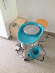 les tours, silencieux et pratiques à nettoyer