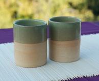 tasses à thé en cylindrer